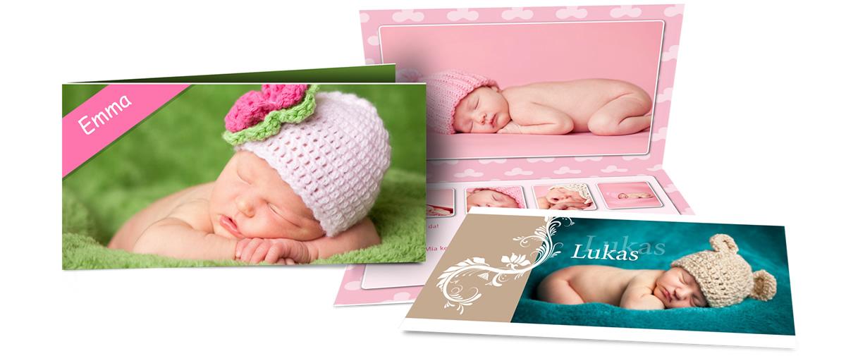 Top Crea biglietti da battesimo con foto del tuo bebè CM49