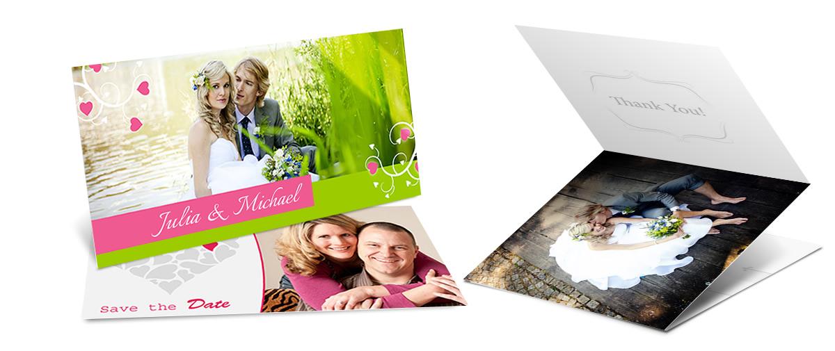 Popolare Creare partecipazioni di matrimonio con le tue foto TT28
