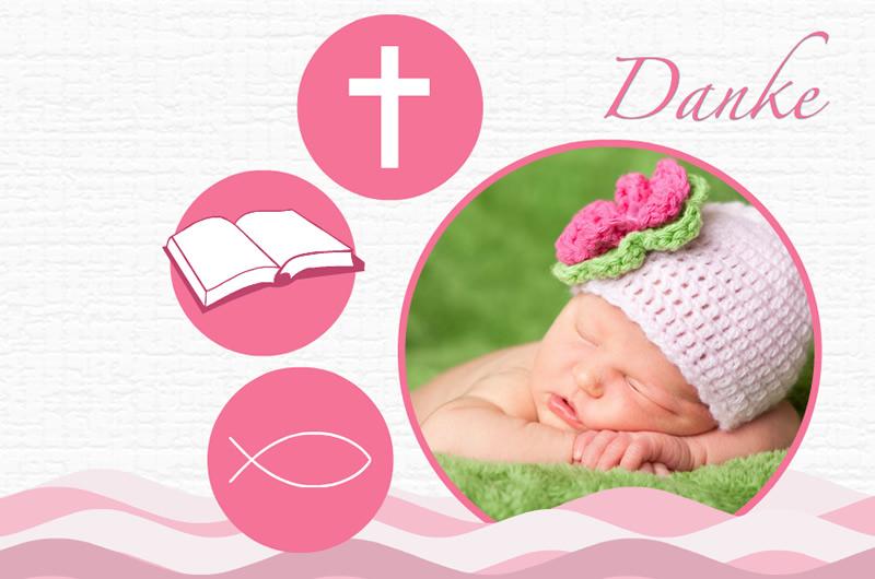 Popolare Crea biglietti da battesimo con foto del tuo bebè GQ67